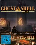 DVD: Ghost in the Shell 2.0 [Steelbook Lim. Edt.] [Blu-Ray]
