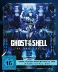 DVD: Ghost in the Shell - The New Movie [Limited Collector's Edt.] [Blu-Ray]