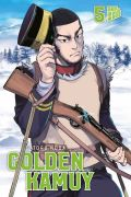 Manga: Golden Kamuy  5