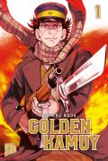 Manga: Golden Kamuy  1
