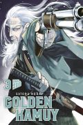 Manga: Golden Kamuy  3