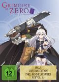 DVD: Grimoire of Zero  3 [Limited Edt.]