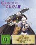 DVD: Grimoire of Zero  3 [Limited Edt.] [Blu-Ray]