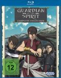 DVD: Guardian of the Spirit [Complete Coll.] [Blu-Ray]