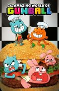 Comic: The Amazing World Of Gumball  1 (engl.)