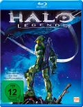 DVD: Halo Legends [Blu-Ray]
