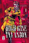 Manga: High Rise Invasion  1