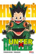 Manga: Hunter X Hunter  1