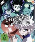 DVD: Hunter x Hunter 10