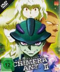 DVD: Hunter x Hunter  9