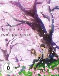 DVD: I want to eat your pancreas [Blu-Ray] [Limited Edt.]
