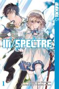 Manga: In/Spectre  1 [Shonen Attack!]