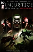 Heft: Injustice - Götter unter uns Collection