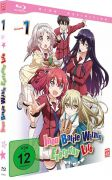 DVD: Inou Battle Within Everyday Life  1 [Blu-Ray]