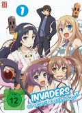 DVD: Invaders of the Rokujyoma!?  1