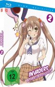 DVD: Invaders of the Rokujyoma!?  2 [Blu-Ray]