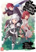 Manga: Is it Wrong to Try to Pick Up Girls in a Dungeon 7