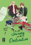 Manga: It's the Journey not the Destination  2