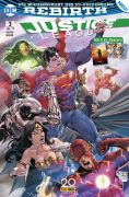 Heft: Justice League  3 [ab 2017]
