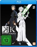 DVD: K - Return of Kings  2 [Blu-Ray]