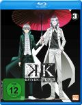 DVD: K - Return of Kings  3 [Blu-Ray]