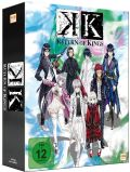 DVD: K - Return of Kings  1 [inkl. Schuber] [Blu-Ray]