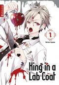 Manga: King in a Lab Coat  1
