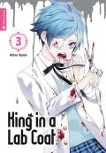 Manga: King in a Lab Coat  3