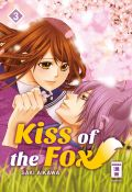 Manga: Kiss of the Fox  3