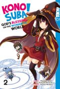 Manga: Konosuba! God's Blessing On This Wonderful World  2