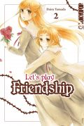 Manga: Let's play friendship  2