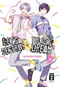Manga: Let's destroy the Idol Dream  4