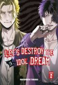 Manga: Let's destroy the Idol Dream  3