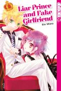 Manga: Liar Prince and Fake Girlfriend  1 [I love Shojo]