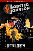 Comic: Lobster Johnson  4
