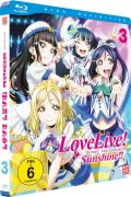DVD: Love Live! Sunshine!!  3 [Blu-Ray]