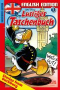 Comic: Lustiges Taschenbuch [LTB] English Edition Nr.  1 [HC]