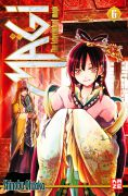 Manga: Magi - The Labyrinth of Magic  6