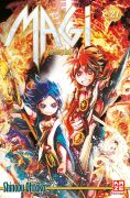 Manga: Magi - The Labyrinth of Magic 27