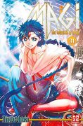 Manga: Magi - The Labyrinth of Magic 31