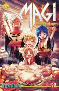 Manga: Magi - The Labyrinth of Magic 17