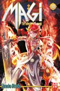 Manga: Magi - The Labyrinth of Magic 19