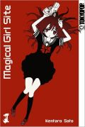 Manga: Magical Girl Site  1