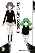 Manga: Magical Girl Site  9