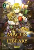 Manga: Magus of the Library  1
