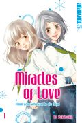 Manga: Miracles of Love  1 [I love Shojo]