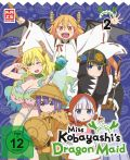 DVD: Miss Kobayashi's Dragon Maid  2