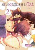 Manga: My Roommate is a Cat  2
