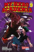 Manga: My Hero Academia  9