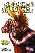 Manga: My Hero Academia 11